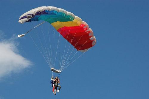 Saut en parachute : les infos utiles !